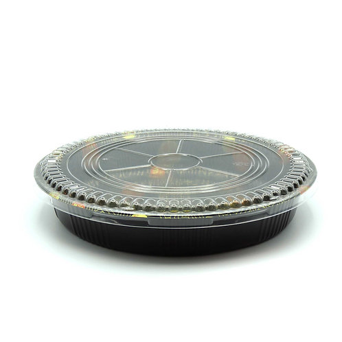 PARTY ROUND TRAY 61
