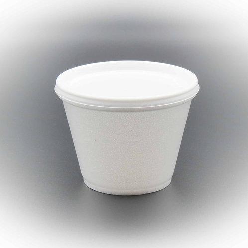 12oz Squat Foam Cup 500PC/CS