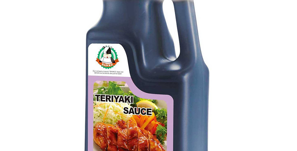 Teriyaki Sauce 4.9lb/BT