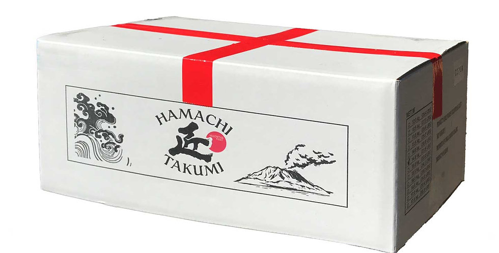 Frozen Yellowtail (Hamachi) (by weight lb.)