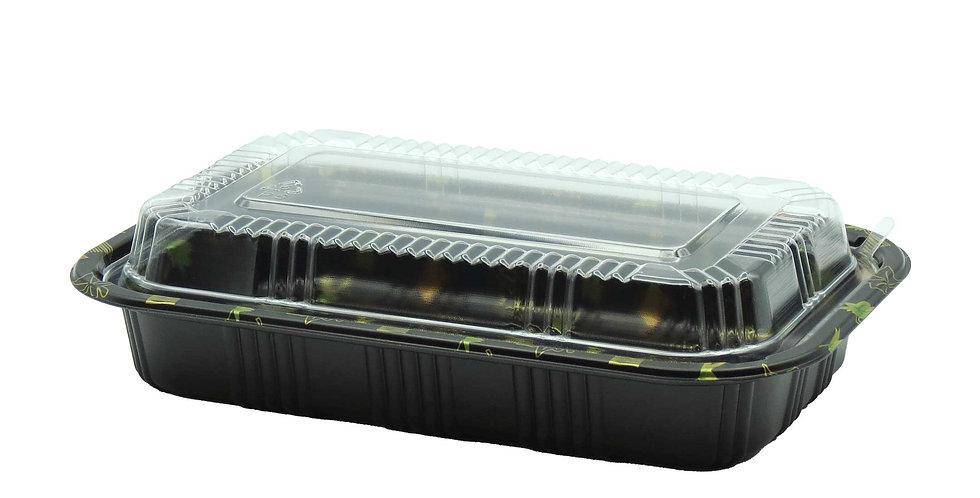 WE 815 Sushi Box w. Lid (2-3 Rolls) 450/Case