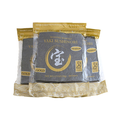 Taka Gold Nori Halfcut 1000PC/CS