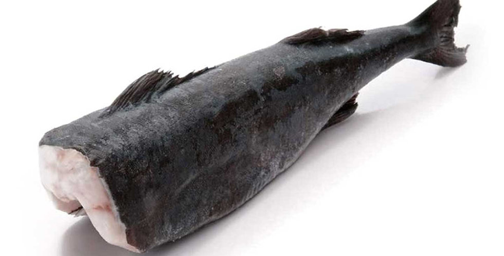 Black Cod Fish (by weight lb.)