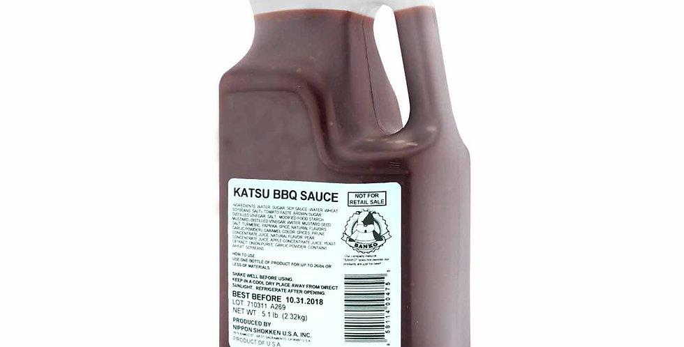 Katsu BBQ Sauce 5.1lb/BT