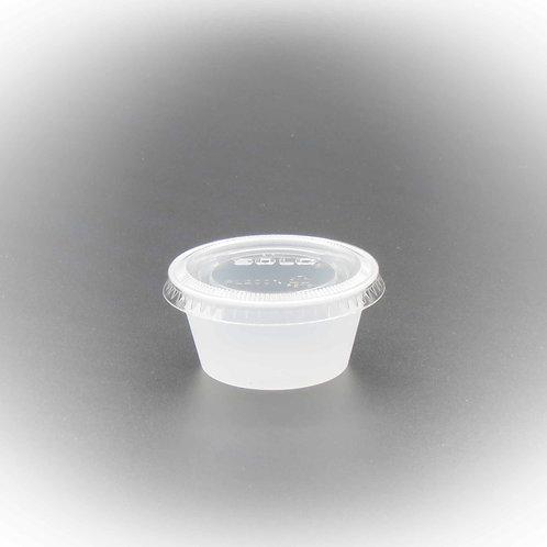 3oz Plastic Cup 2500PC/CS
