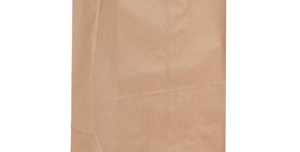 1/8 Brown Paper Bag 500pcs/CS