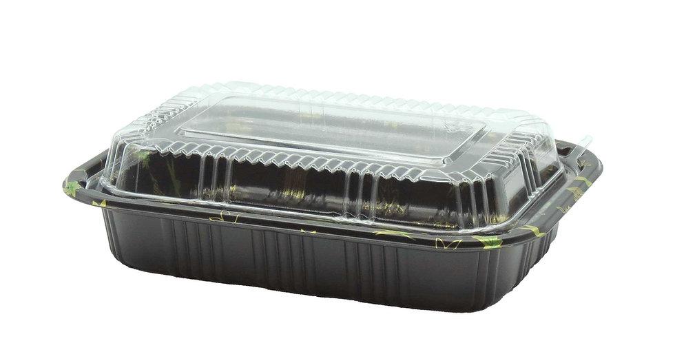 WE 810 Sushi Box w. Lid (1-2 Rolls) 500/Case