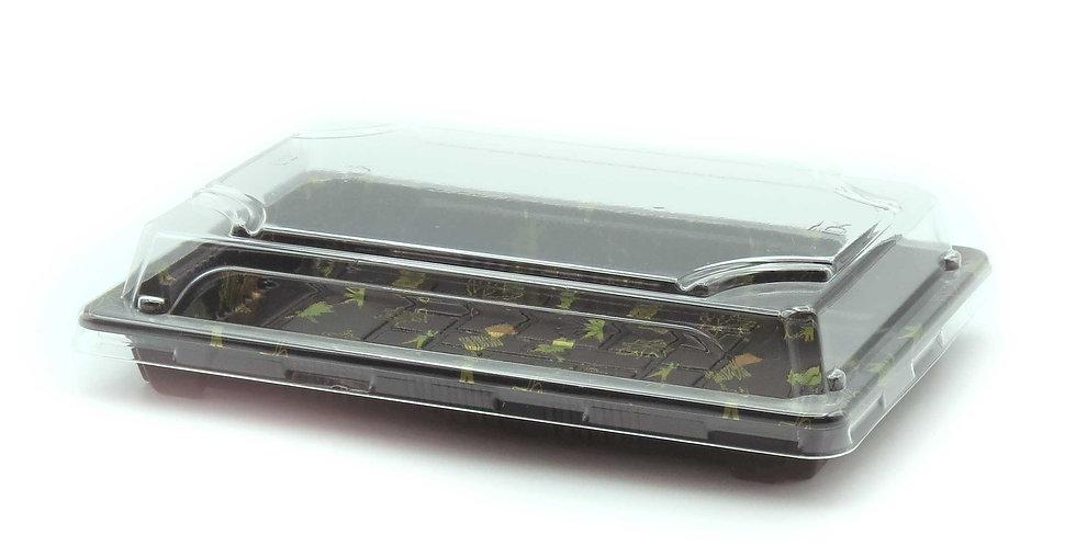WE 010 Printed Sushi Tray Base 1200/Case