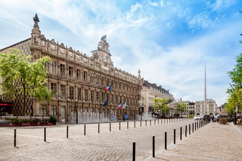 Hôtel de Ville Valenciennes