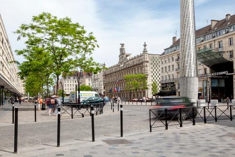 Place d'armes Valenciennes