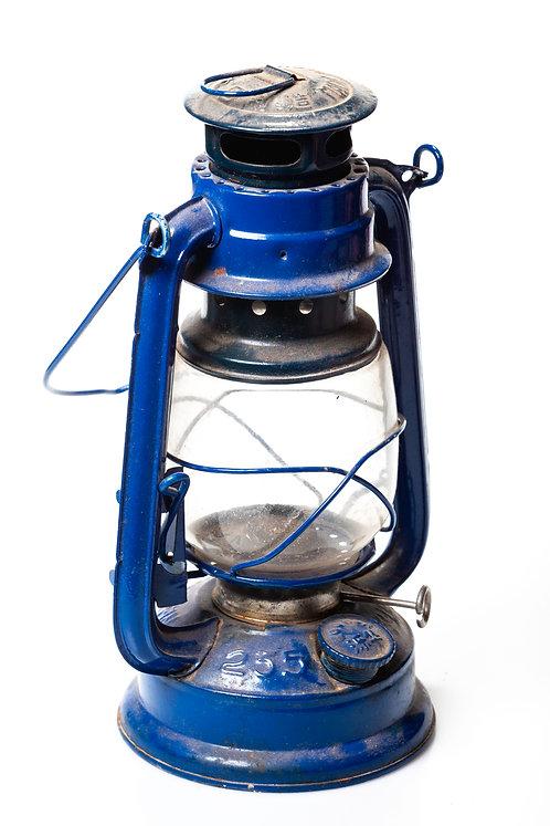 Petite lampe à pétrôle