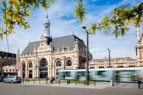Gare Valenciennes