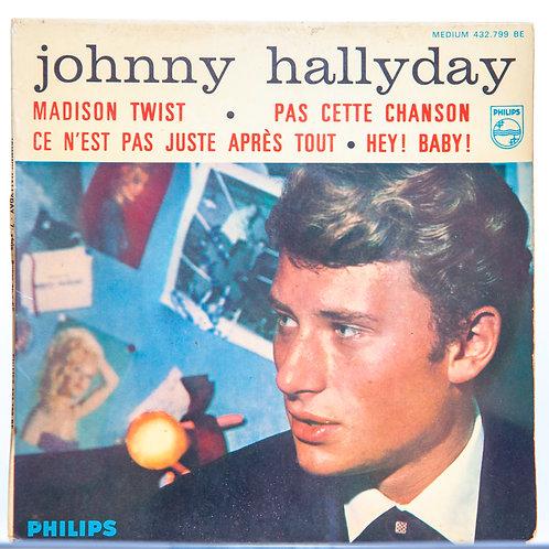 Johnny Hallyday - Madison twist