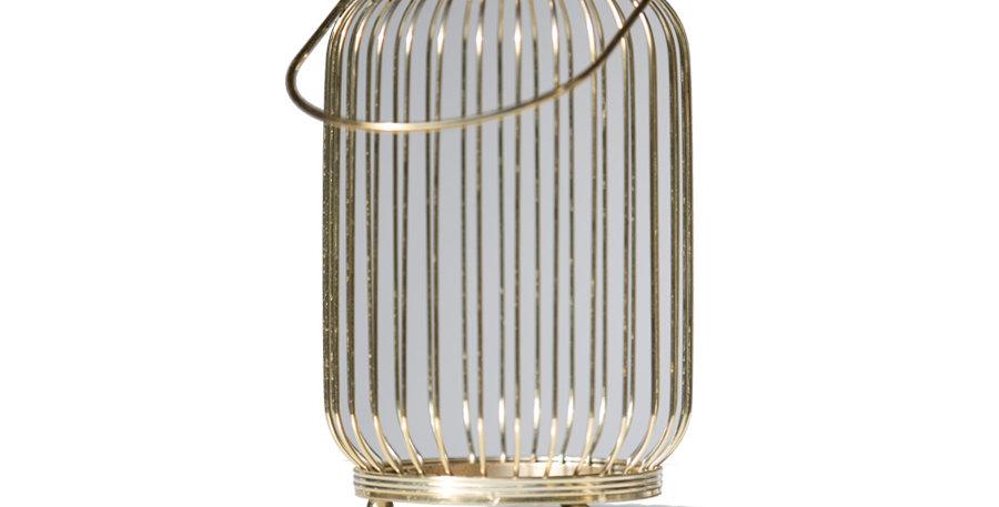 Gold Wire Lantern