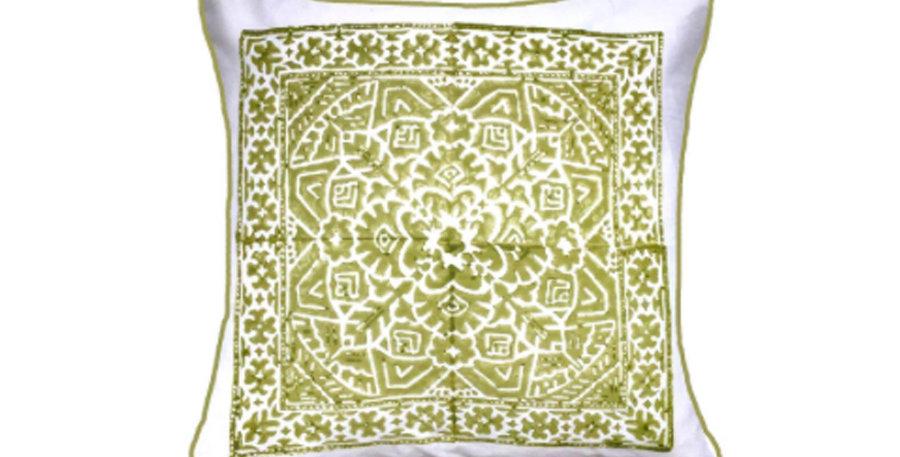 Sage Kilim Cushion