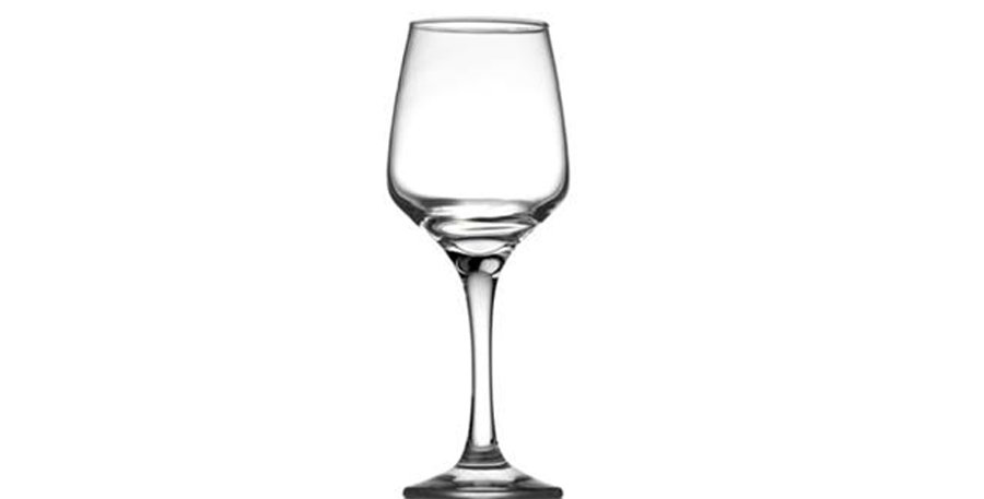 Santorini Red Wine Glass