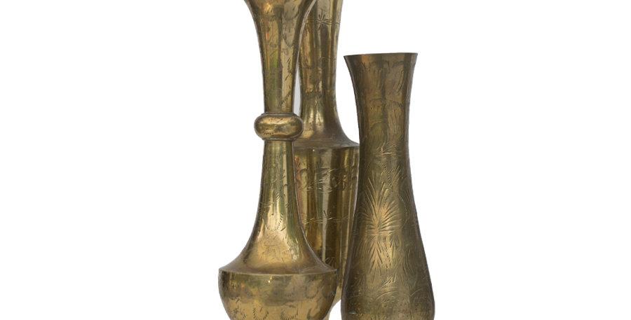 Brushed Copper Vessels
