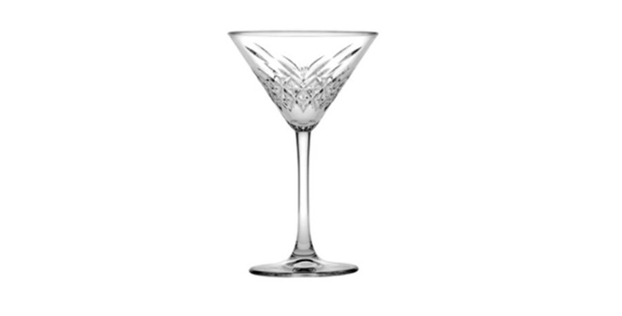 Timeless Martini Glass