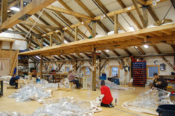 Sailcloth Sperry warehouse