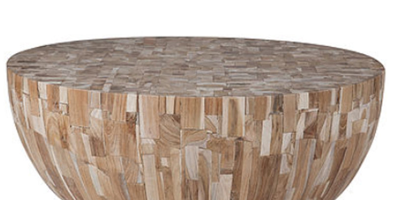 Klop Palm Cut Coffee Table