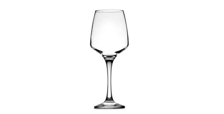 Santorini White Wine Glass