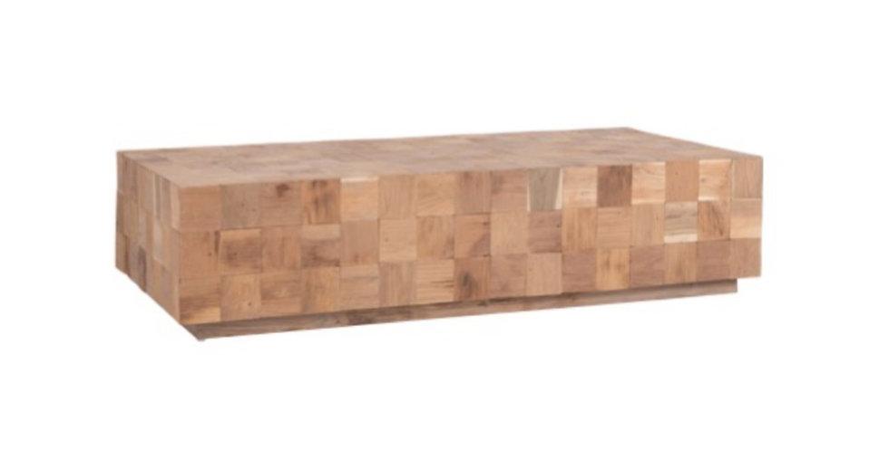 Timber Block Coffee Table