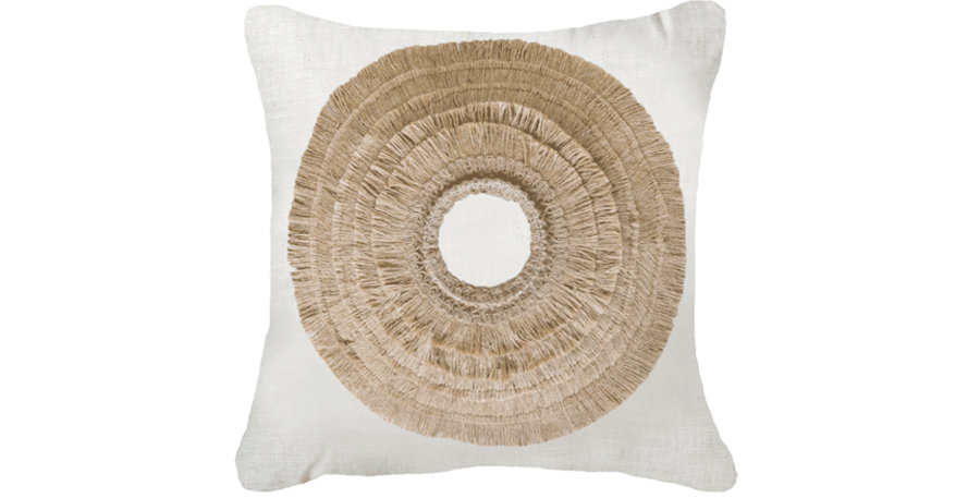 Bandhini Cushions Package - White