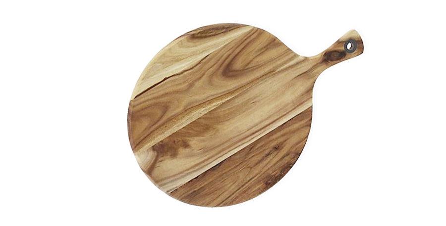 Wooden Platter Round
