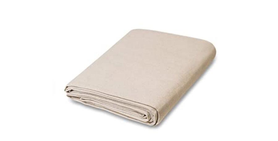 Natural Canvas Tablecloth