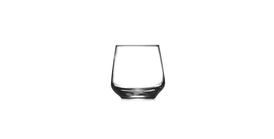 Santorini Water Glass