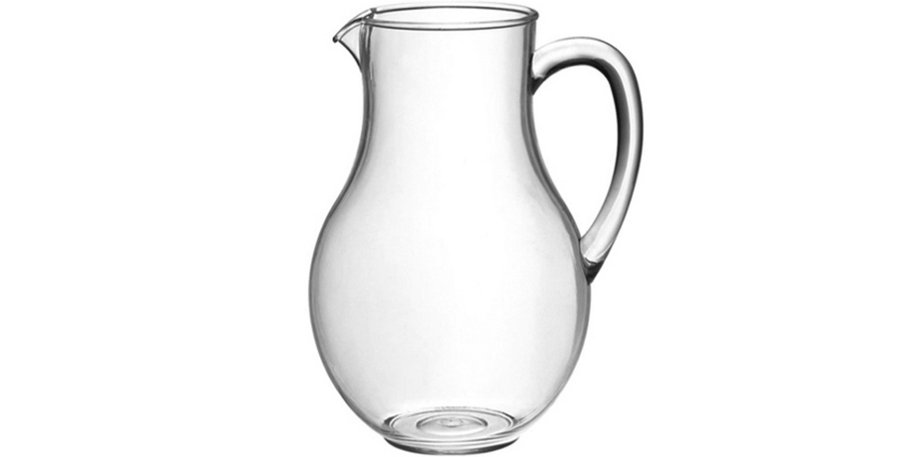 2.2 L Glass Jugs