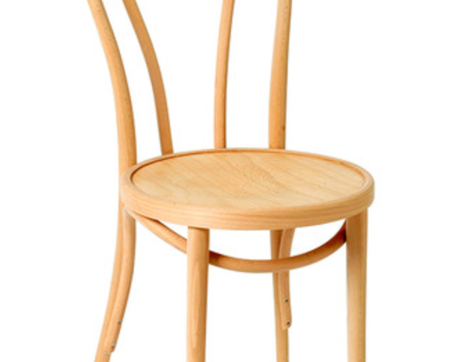 Bentwood Chair - Natural