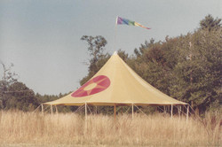 Sperry tent round