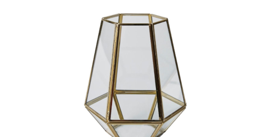 Glass Prism Lantern