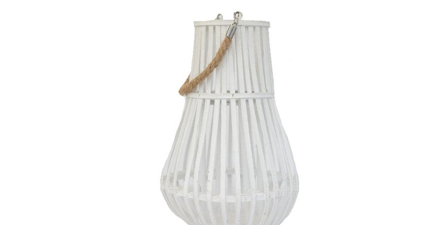 White Hampton Lantern