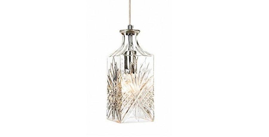 Vintage Decanter Lights