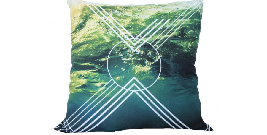 Tallow Beach Pillow