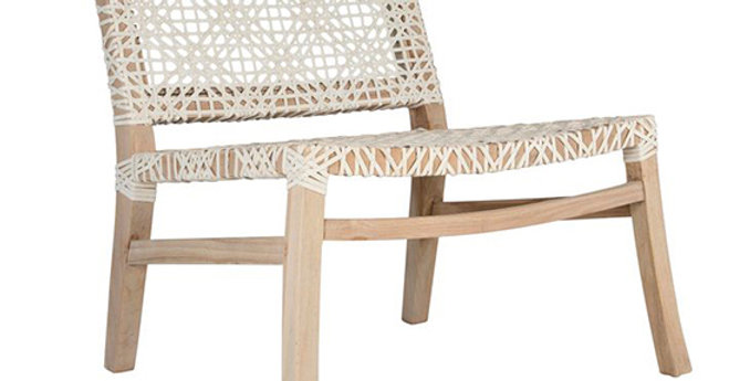 Sweni Chair - White