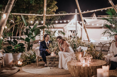 Styled Shoot at Beach Byron Bay With Naked Tipi