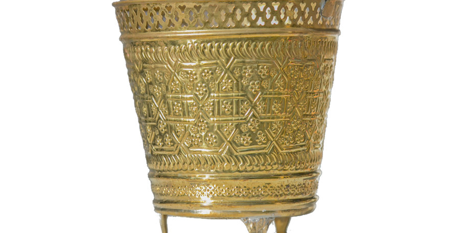 Gold Moroccan Champagne Bucket