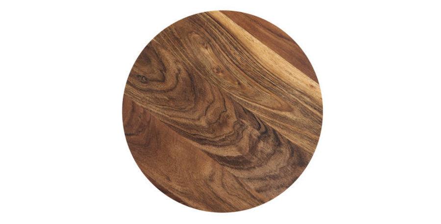 Acacia Round Platter