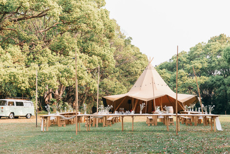 Nordic Tipi Wedding