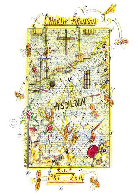 A3 PRINT 'A Salvador Tribute' - A3 Limited Edition Artwork