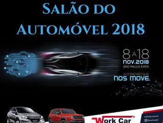 Salão do Automóvel SP 2018