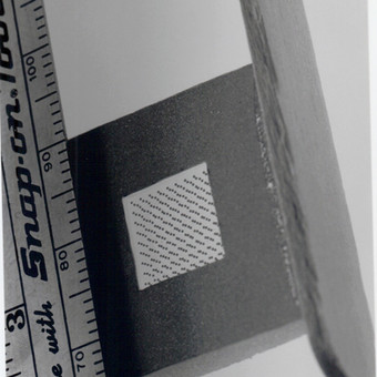 Photonic bandgap material fabrication