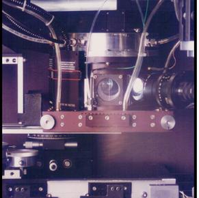 Electronics fabrication apparatus