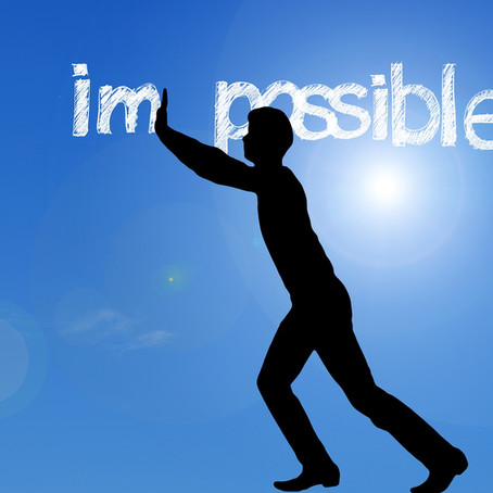 How Can You Do What Seems Impossible?