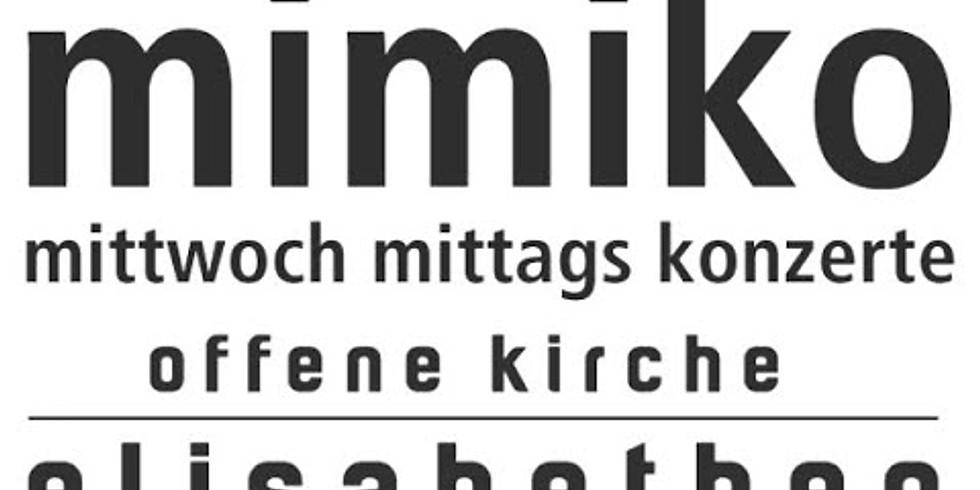MIMIKO Concert mit Kados Duo