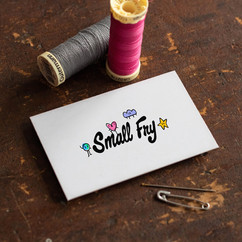 Small Fry Business Card