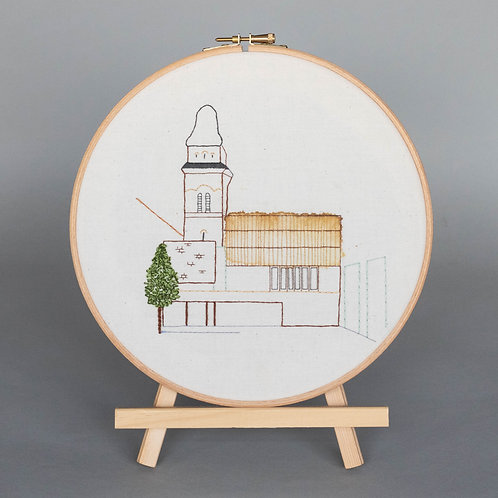 St Peter's hoop